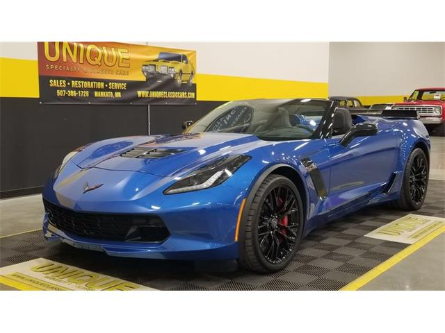 2015 Chevrolet Corvette (CC-1446575) for sale in Mankato, Minnesota