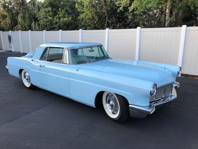 1956 Lincoln Continental (CC-1446587) for sale in Punta Gorda, Florida