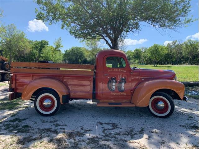 1949 International KB2 (CC-1446590) for sale in Punta Gorda, Florida