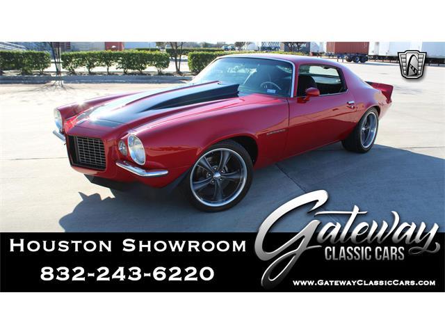 1972 Chevrolet Camaro (CC-1446594) for sale in O'Fallon, Illinois