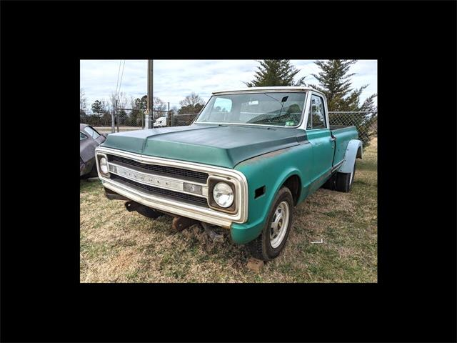 1970 Chevrolet C/K 20 (CC-1446601) for sale in Gray Court, South Carolina