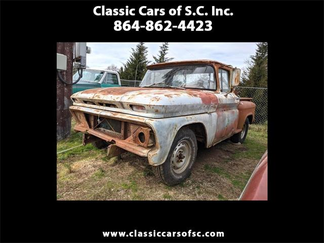 1963 Chevrolet C/K 10 (CC-1446602) for sale in Gray Court, South Carolina