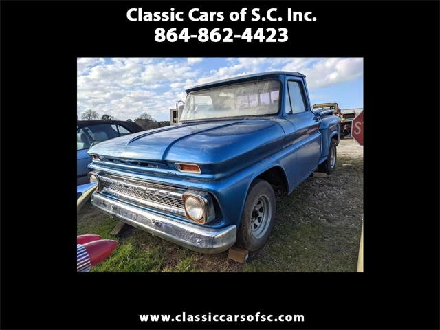 1964 Chevrolet C/K 10 (CC-1446604) for sale in Gray Court, South Carolina