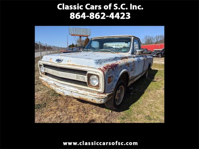 1970 Chevrolet C/K 10 (CC-1446608) for sale in Gray Court, South Carolina