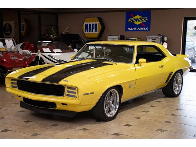 1969 Chevrolet Camaro (CC-1446609) for sale in Venice, Florida