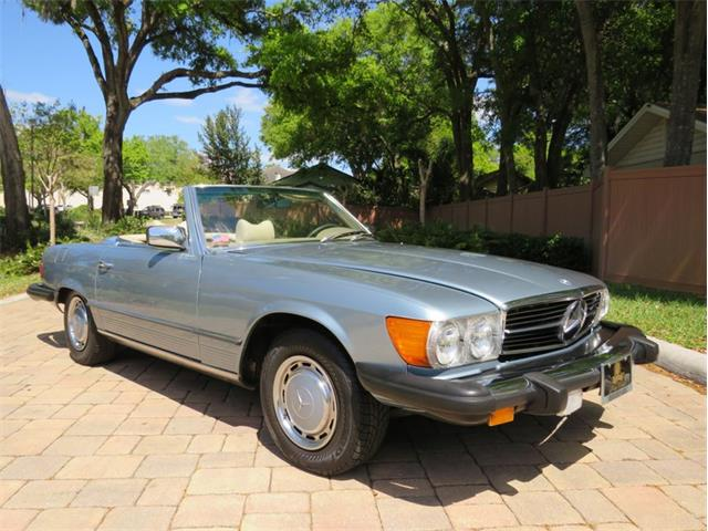 1977 Mercedes-Benz 450SEL (CC-1446611) for sale in Lakeland, Florida