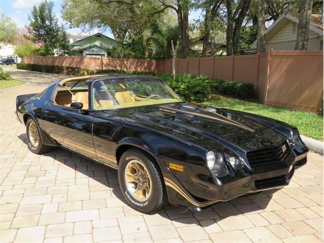 1980 Chevrolet Camaro (CC-1446612) for sale in Lakeland, Florida