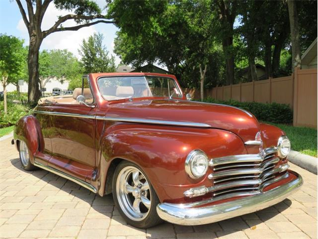 1948 Plymouth Deluxe (CC-1446616) for sale in Lakeland, Florida