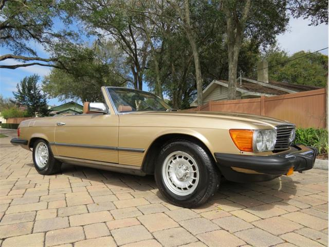 1982 Mercedes-Benz 380 (CC-1446618) for sale in Lakeland, Florida