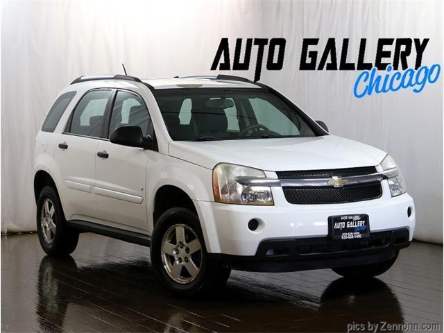 2008 Chevrolet Equinox (CC-1446627) for sale in Addison, Illinois