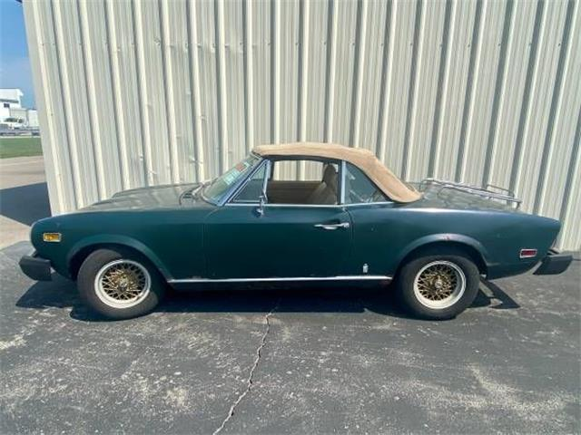 1976 Fiat Spider (CC-1440663) for sale in Cadillac, Michigan