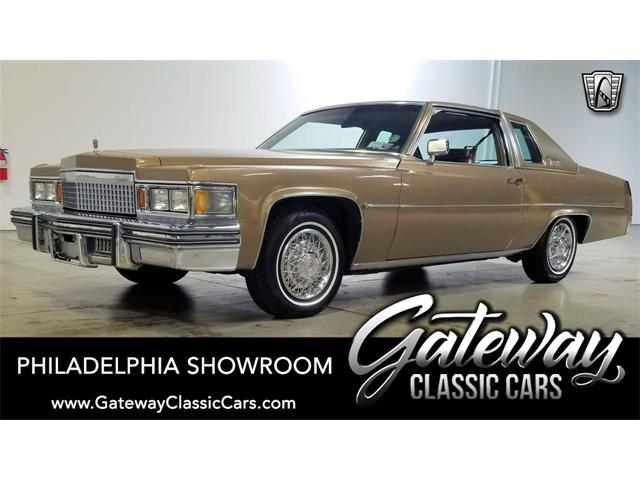 1979 Cadillac Coupe DeVille (CC-1446637) for sale in O'Fallon, Illinois