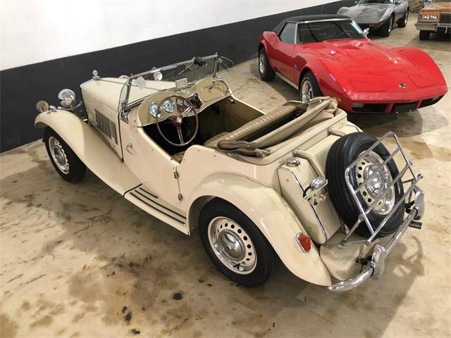 1952 MG TD (CC-1446650) for sale in Lakeland, Florida