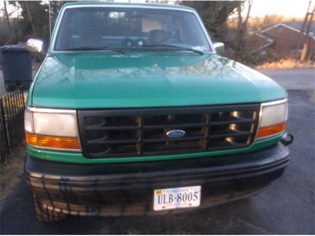 1995 Ford F150 (CC-1440666) for sale in Cadillac, Michigan