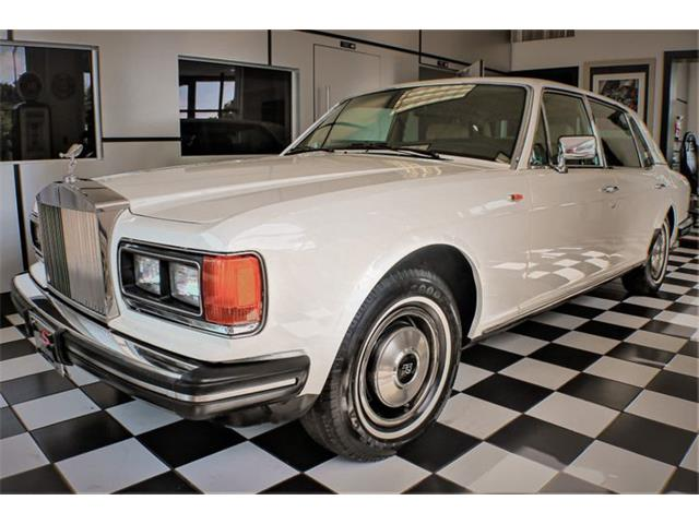 1984 Rolls-Royce Silver Spur (CC-1446661) for sale in Lakeland, Florida