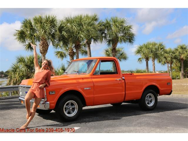 1972 Chevrolet C10 (CC-1446682) for sale in Fort Myers, Florida