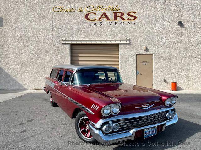 1958 Chevrolet Nomad (CC-1446686) for sale in Las Vegas, Nevada