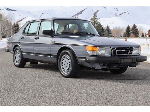 1982 Saab 900S (CC-1446688) for sale in Hailey, Idaho