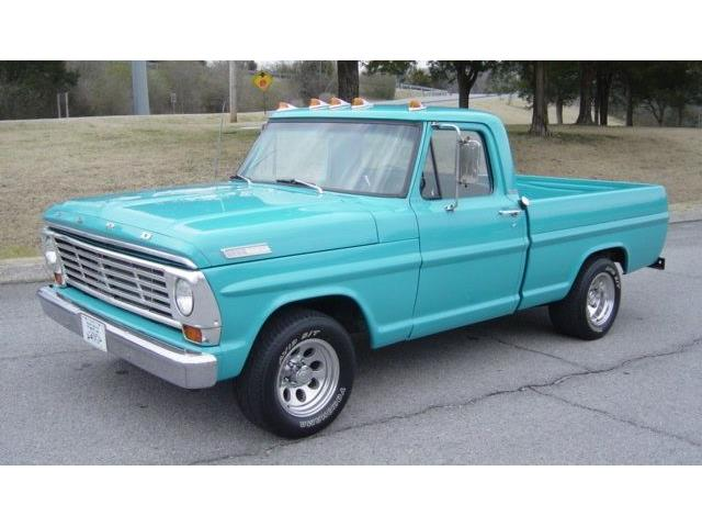 1967 Ford F100 (CC-1446689) for sale in Hendersonville, Tennessee