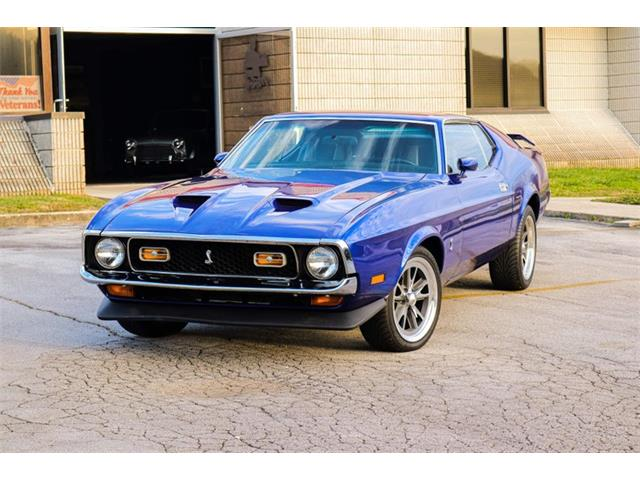 1971 Ford Mustang (CC-1446697) for sale in Cookeville, Tennessee