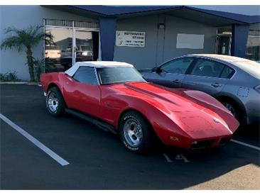 1973 Chevrolet Corvette (CC-1440067) for sale in Palm Springs, California