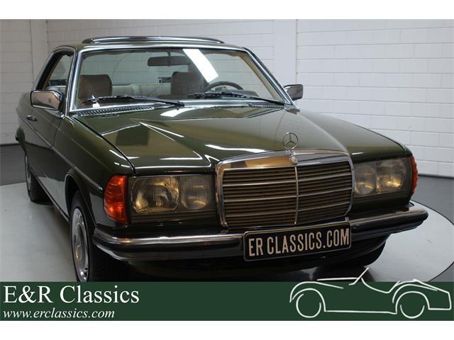 1981 Mercedes-Benz 280CE (CC-1446707) for sale in Waalwijk, Noord Brabant