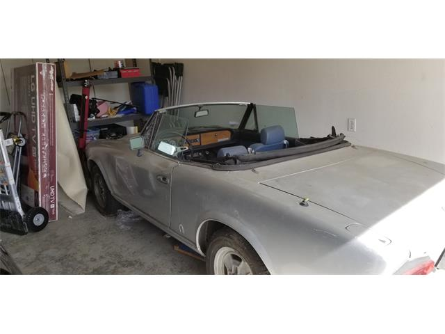 1982 Fiat 124 Spider 2000 (CC-1446741) for sale in Oceanside, California