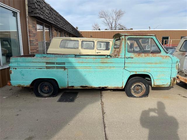 1961 Chevrolet Corvair (CC-1446752) for sale in Hastings, Nebraska