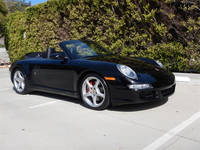 2008 Porsche 911 Carrera 4S Cabriolet (CC-1446753) for sale in Woodland Hills, California