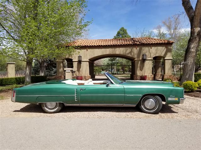 1972 Cadillac Eldorado (CC-1446755) for sale in Rio Rancho, New Mexico