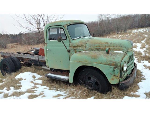 1952 International Pickup (CC-1446761) for sale in Parkers Prairie, Minnesota