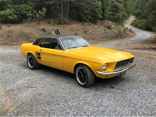 1967 Ford Mustang (CC-1440677) for sale in Cadillac, Michigan