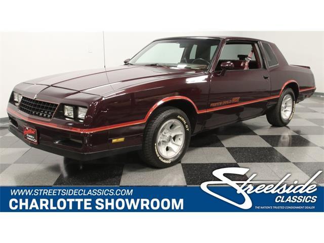 1986 Chevrolet Monte Carlo (CC-1446771) for sale in Concord, North Carolina