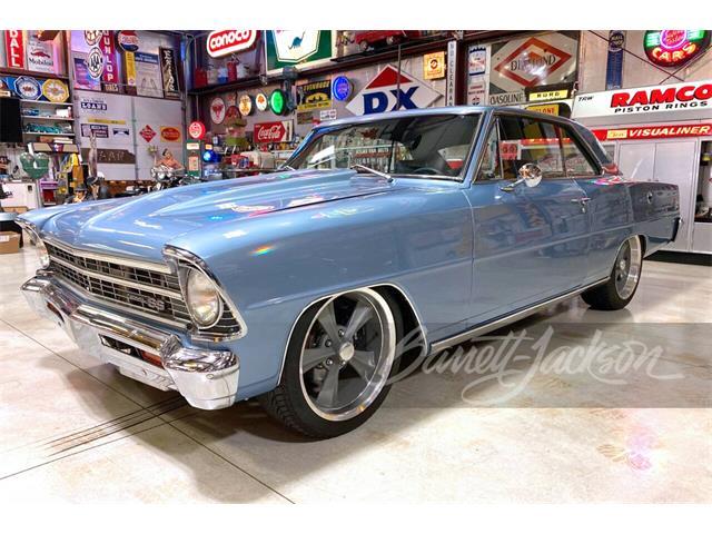 1966 Chevrolet Nova (CC-1446788) for sale in Scottsdale, Arizona