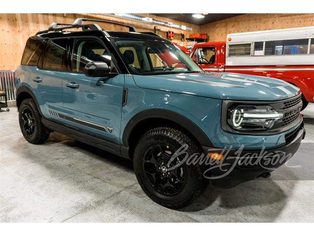 2021 Ford Bronco (CC-1446794) for sale in Scottsdale, Arizona