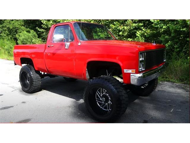 1984 Chevrolet C/K 10 (CC-1446812) for sale in Greensboro, North Carolina