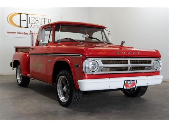 1971 Dodge Ram (CC-1446813) for sale in Greensboro, North Carolina