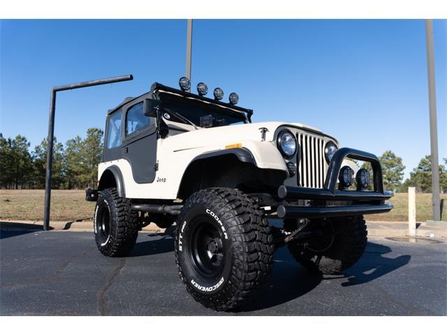 1978 Jeep CJ (CC-1446814) for sale in Greensboro, North Carolina