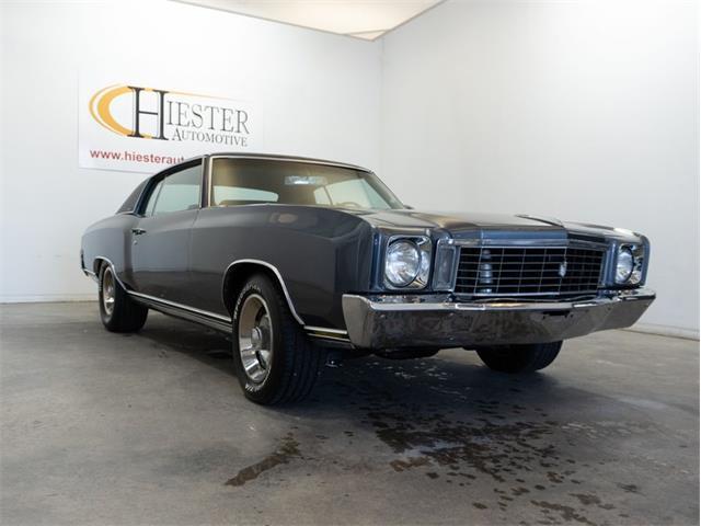 1972 Chevrolet Monte Carlo (CC-1446815) for sale in Greensboro, North Carolina