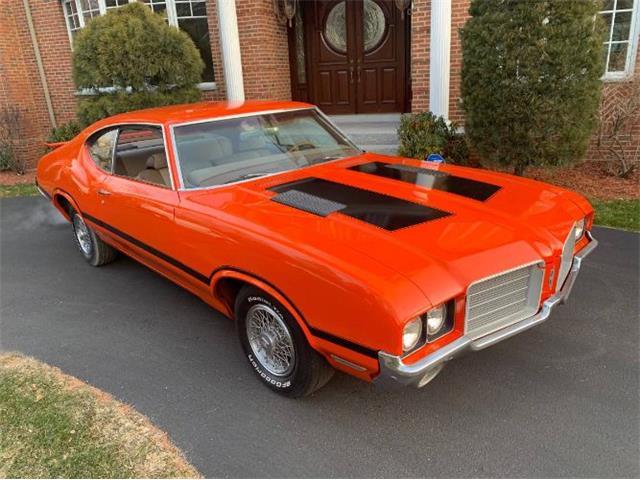 1971 Oldsmobile Cutlass (CC-1440682) for sale in Cadillac, Michigan