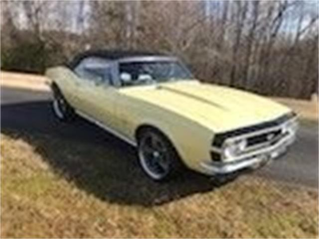 1967 Chevrolet Camaro (CC-1446833) for sale in Greensboro, North Carolina