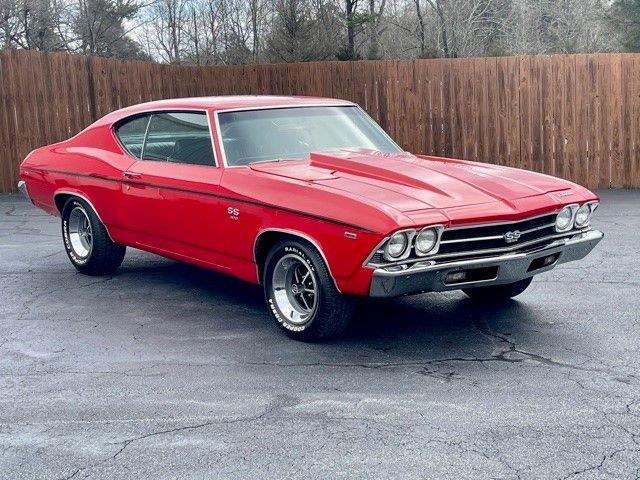 1969 Chevrolet Chevelle (CC-1446835) for sale in Greensboro, North Carolina