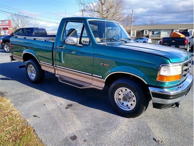 1996 Ford F150 (CC-1446839) for sale in Greensboro, North Carolina