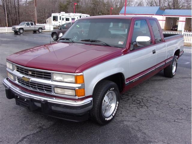 1994 Chevrolet Silverado (CC-1446840) for sale in Greensboro, North Carolina