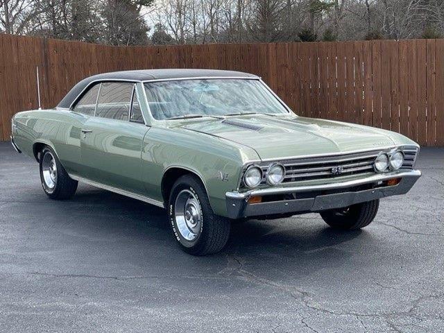 1967 Chevrolet Chevelle (CC-1446842) for sale in Greensboro, North Carolina