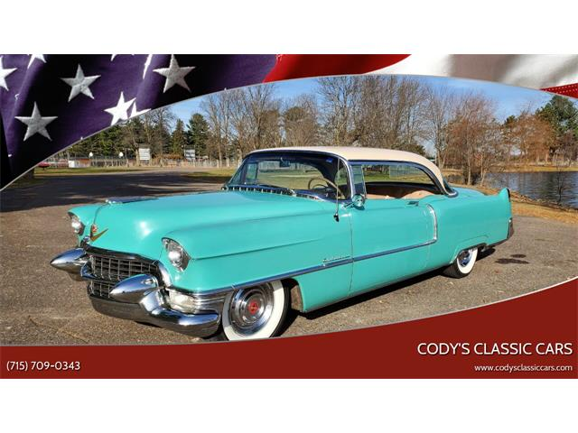 1955 Cadillac Series 62 (CC-1440685) for sale in Stanley, Wisconsin