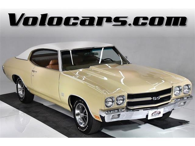 1970 Chevrolet Chevelle (CC-1446860) for sale in Volo, Illinois