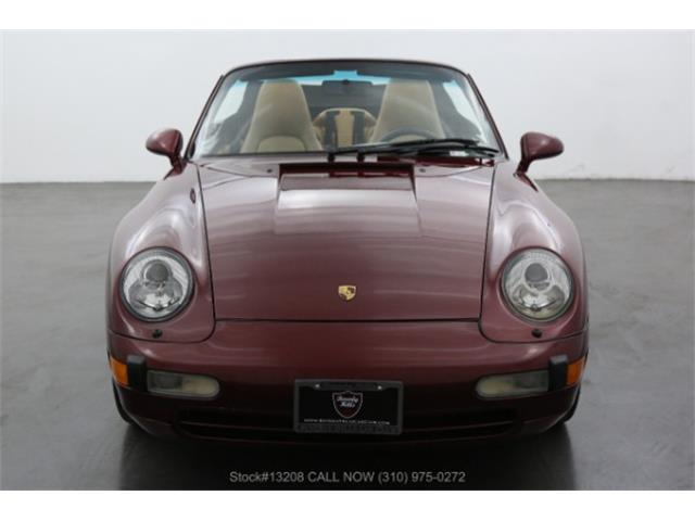 1997 Porsche 993 (CC-1446865) for sale in Beverly Hills, California