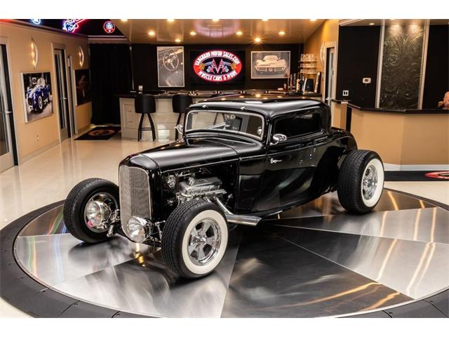 1932 Ford 3-Window Coupe (CC-1446867) for sale in Plymouth, Michigan
