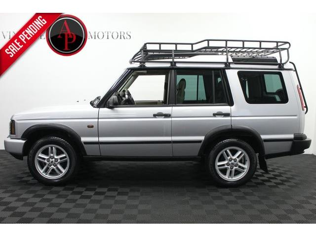 2004 Land Rover Discovery (CC-1446875) for sale in Statesville, North Carolina